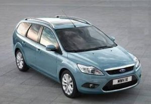 Ford Focus kombi 1,6 benzyna