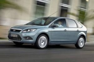 Ford Focus 1,6 benz.